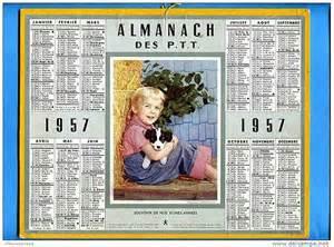Calendrier De 1957 1957 Geneawiki