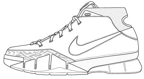 nike shoe template go nuts with these ix flyknit low kd7 page 2