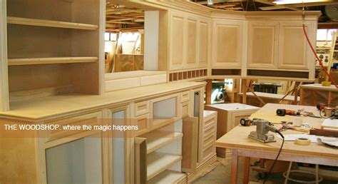 kitchen cabinet shop image gallery woodshop cabinets