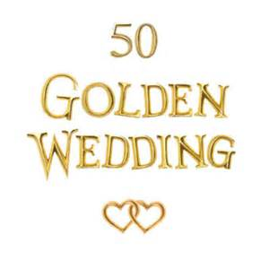 Posh graffiti golden wedding card posh graffiti greetings cards