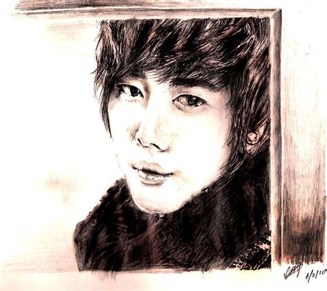sketchbook yonghwa jung yong hwa sketch by tudaloo on deviantart