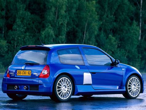 Renault Clio Or Similar Renault Clio V6 Technical Details History Photos On