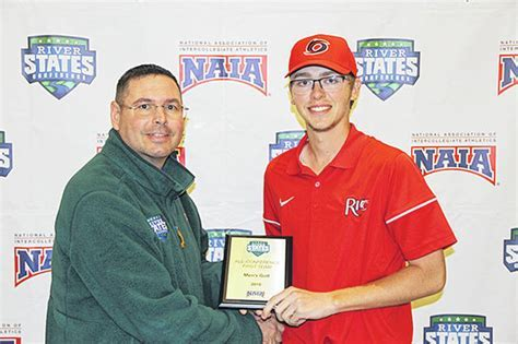 Lemaster ties for 3rd at RSC Championship   Pomeroy Daily