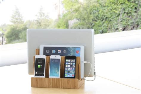 diy charging station for multiple devices planet friendly charging station for multiple devices