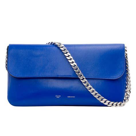 Tas Pouch Mini Skirt Blue Inside gourmette small hobo 17048 3lga