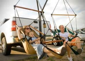 trailer hitch hammock chair trailer hitch hammock chair by hammaka hiconsumption