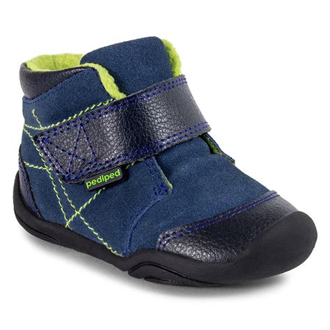 pediped baby shoes grip n go troy navy pediped footwear comfortable