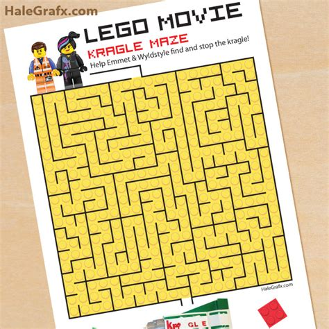 printable batman maze free printable lego movie kragle maze free printable