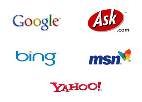 Search Engines As The Most Popular Search Engines