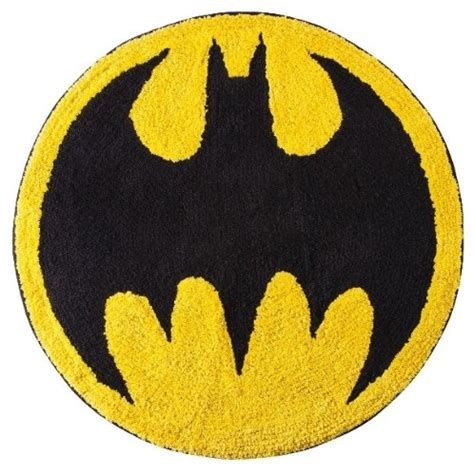 Batman Rug by Bat Signal Bath Rug Batman