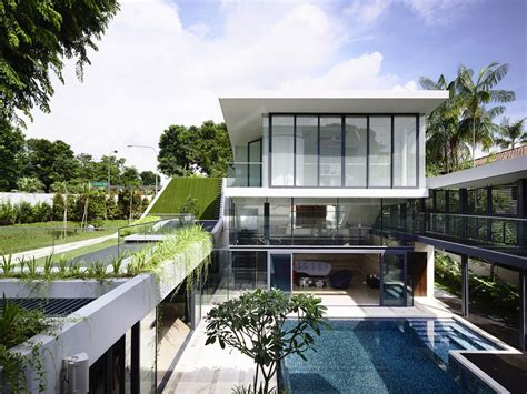 home plans with a courtyard and swimming pool in the center beautiful house with courtyard swimming pool modern