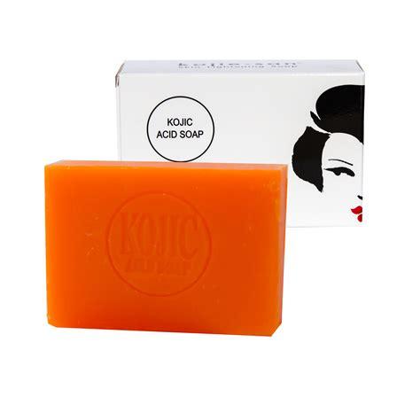 Kojie San Whitening Soap 135gr kojie san skin lightening kojic acid soap 135g