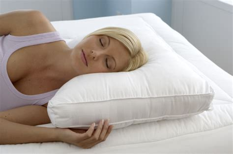 What Is A Pillow For Side Sleepers by What Is The Best Pillow For Side Sleepers Healthy Orbit