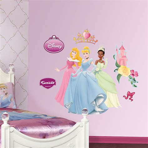disney wall stickers disney cinderella and wall sticker