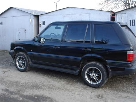 2000 land rover range rover pictures 4 6l gasoline