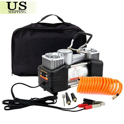 porta mini auto 12v auto car air compressor tire electric
