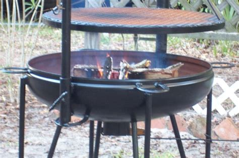 15 best images about cowboy fire pits grill on pinterest