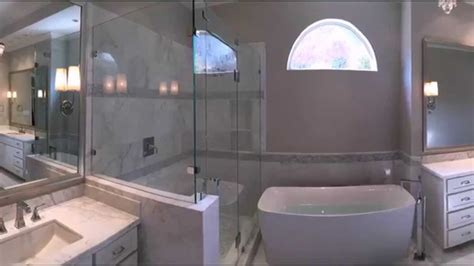 before and after master bathroom remodels master bath remodeling before and after in plano texas youtube
