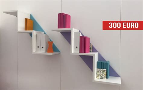 librerie design outlet librerie pensili di design tumidei in offerta outlet