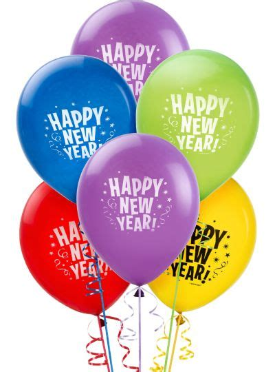 city balloon colors primary color happy new year balloons 20ct city
