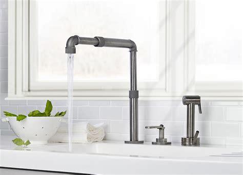 robinet industriel cuisine cuisine style industriel id 233 es de d 233 co meubles et