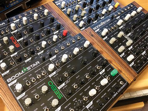 studio electronics boomstar mkii review