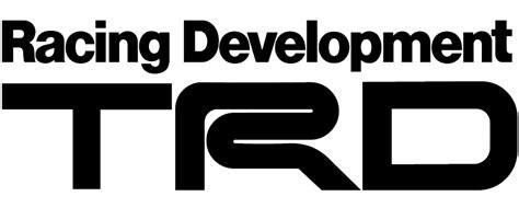 Emblem Racing Development Kecil image trd logo png logopedia fandom powered by wikia