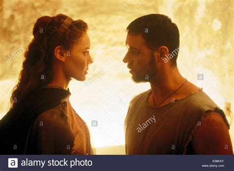 russell crowe gladiator 2000 stock photo royalty free connie nielsen russell crowe gladiator stock photos