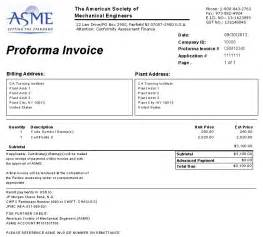 proforma invoice sample for export | best letters, Invoice examples