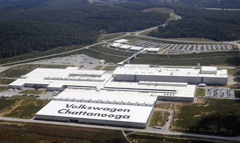 volkswagen in chattanooga vw confirms midsize suv for us market the fast car