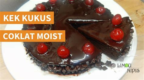 kek coklat moist besday azlita kek kukus coklat moist youtube