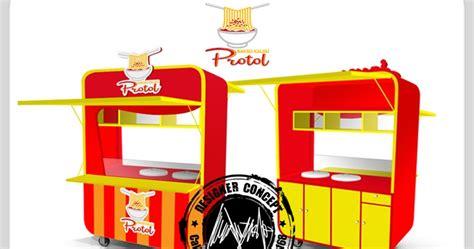 desain dan ukuran gerobak angkringan desain logo logo kuliner desain gerobak jasa desain