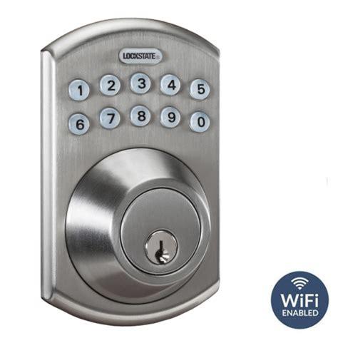 Wifi Bolt Lock lockstate ls db5i