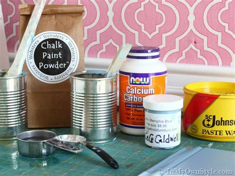 make your own chalk paint diy chalk paint review update in my own style