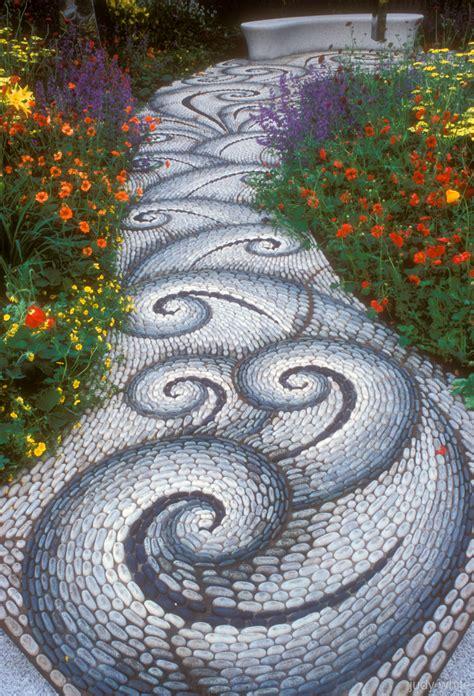 garten mosaik judy white garden photographer s association