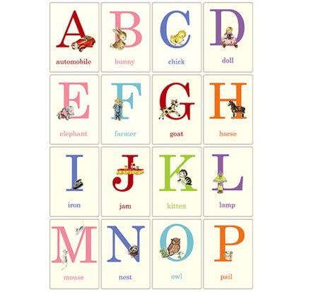 printable alphabet flashcards for babies baby abc flashcards project life scrapbooking and craft
