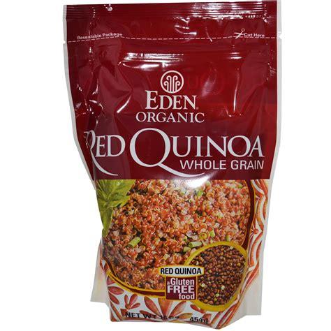 whole grains and ibs foods organic quinoa whole grain 16 oz 454 g
