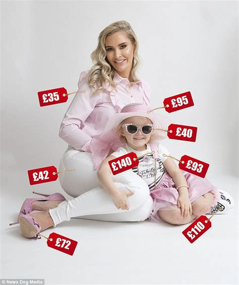 Doncaster mum spends THOUSANDS on daughter's wardrobe