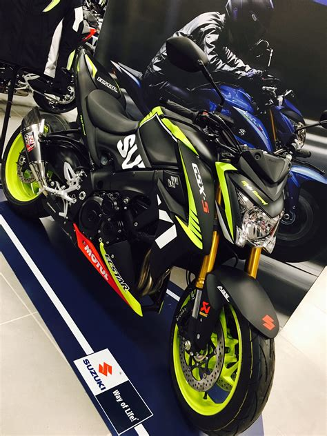 Motorrad Suzuki Heilbronn by Suzuki Gsx S 1000 Motorcycles Motorr 228 Der