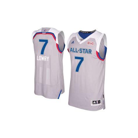 Jersey 7star Mc Home s toronto raptors kyle lowry swingman gray 201all adidas jersey