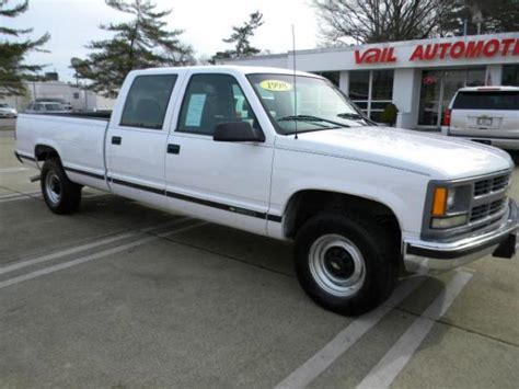 1998 chevrolet c k 3500 series information and photos momentcar