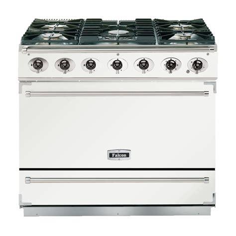 chrome range falcon range cookers 900s dual fuel range f900sdfwh ng eu