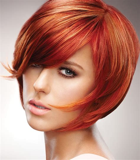 red hairstyles images short red hair bob hairstyles hair photo com