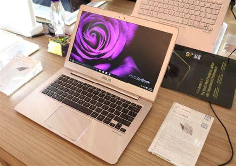 Laptop Asus Ux330 asus unveils zenbook ux330 ultrabook in taiwan liliputing