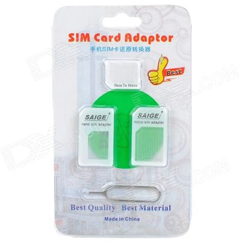 Micro Nano Sim Adapter White white nano to micro nano sim adapter micro sim adapter