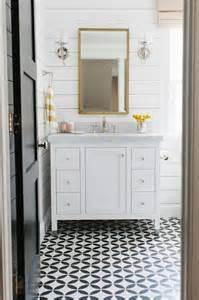 Ceramic Beadboard - yellow and black bathroom design ideas
