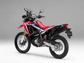 250 Honda Dual Sport 2017 Honda Crf250 Rally Dual Sport Adventure Motorcycle