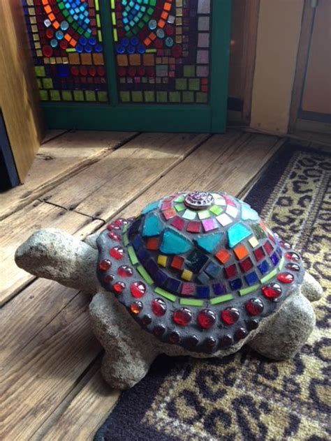 top  mosaic designs  garden stone easy tutorial