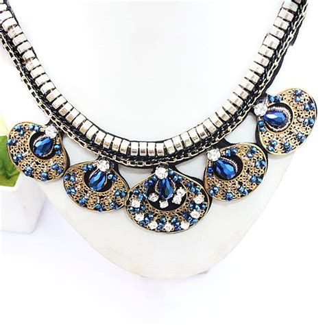 Handmade Jewelry Wholesale - handmade wholesale resin bead statement choker