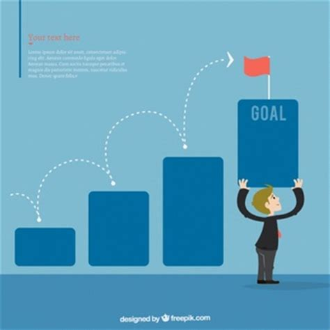 the goal a business graphic novel goal vectors photos and psd files free